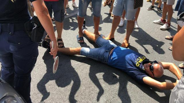 Calabria, Roccella Jonica: arrivati 70 migranti di cui 28 positivi al virus