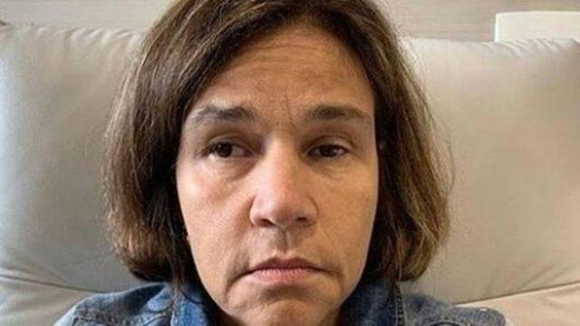 Após acidente doméstico, Claudia Rodrigues é internada em São Paulo