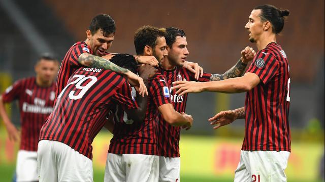 Milan: i rossoneri battono il Parma e salgono ancora in classifica
