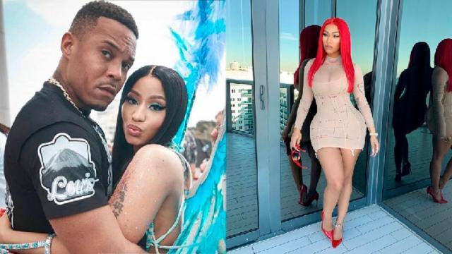 Nicki Minaj anuncia que está esperando un hijo