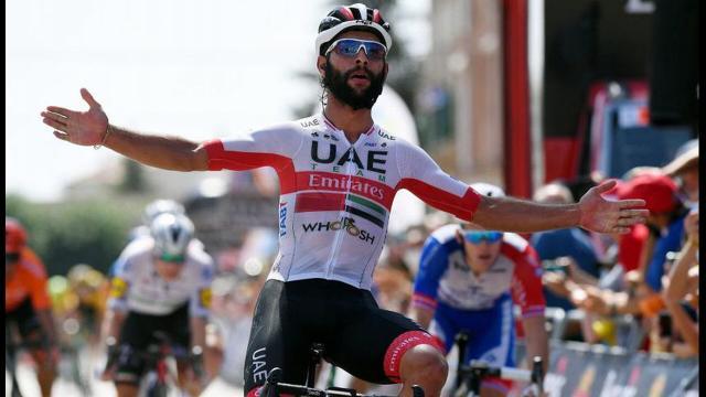 Vuelta Burgos: Fernando Gaviria si aggiudica la seconda tappa