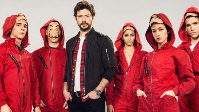 Serie Tv più popolari in Italia, al primo posto La Casa di Carta, al decimo Day Dreamer