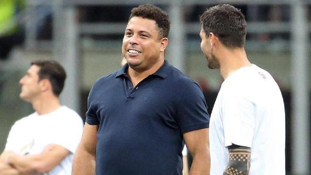 Ronaldo: 'Nel 2007 sono andato al Milan perché mi sono sentito tradito dall'Inter'