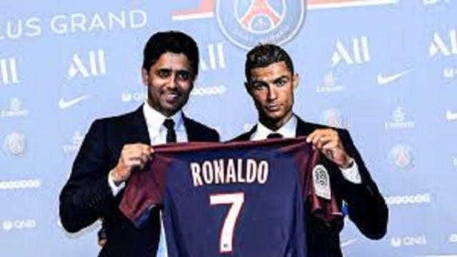 Cristiano Ronaldo aurait voulu signer au PSG avant la crise sanitaire