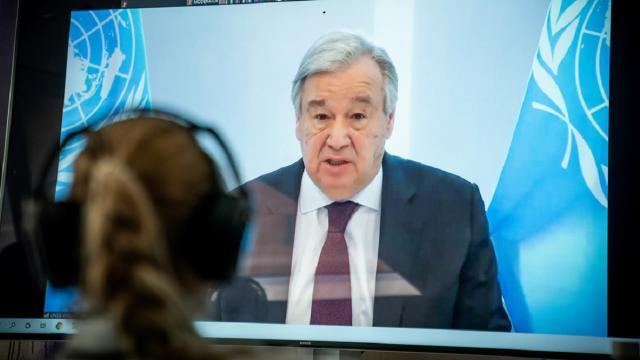 La ONU advierte que se avecina una catastrofe en la educación