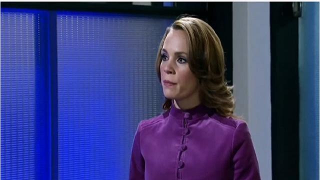 'Quando Me Apaixono': Roberta descobre que está grávida e conta a Josefina