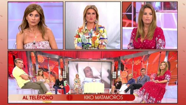 Kiko Matamoros insulta a sus compañeras y Carlota Corredera se enfrenta a él