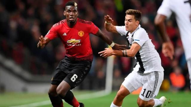 Calciomercato Juventus: Dybala potrebbe finire al Manchester United in cambio di Pogba