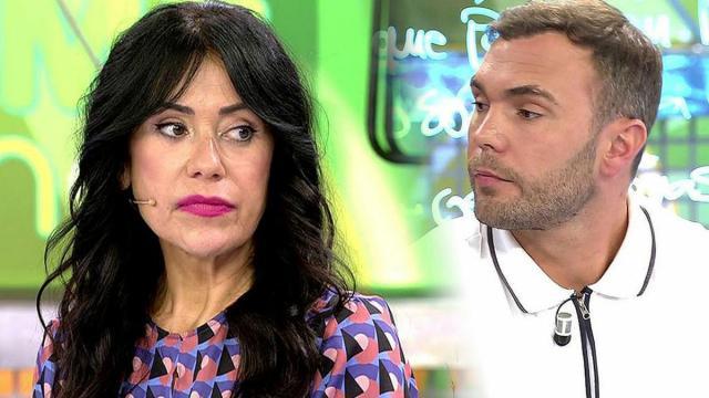 Maite Galdeano dice de su hijo que le da asco y que no le quiere