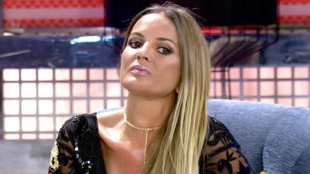 Por sorpresa vuelve Maite López a Telecinco, altiva e indignada