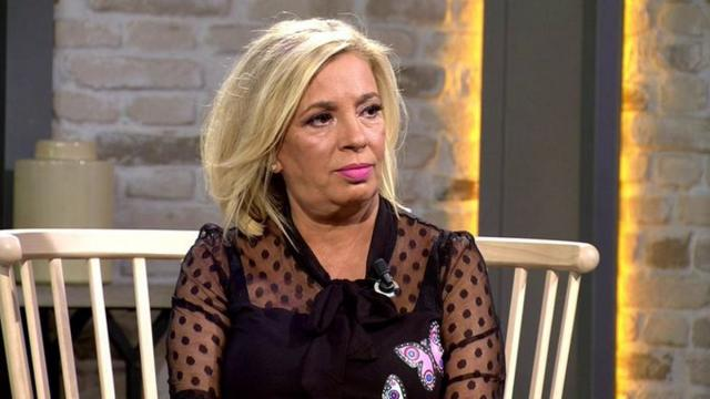 Abandono de hogar y otros hechos hicieron perder la custodia de sus hijos a Carmen Borrego