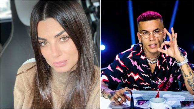 Serena Enardu su instagram contro Sfera Ebbasta: 'meschino, ha minacciato mio figlio'