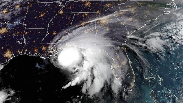 Meteorologistas alertam para a formação de 5 grandes tempestades no Atlântico