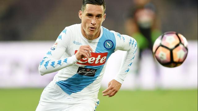 Lazio: la società sportiva segue la pista Josè Maria Callejon