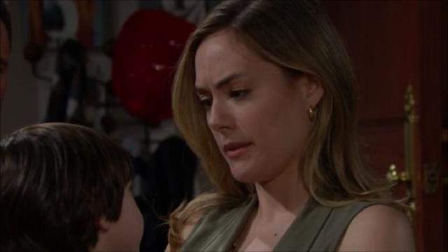 Beautiful spoiler al 26 settembre: Hope sconvolta per le rivelazioni di Douglas su Beth
