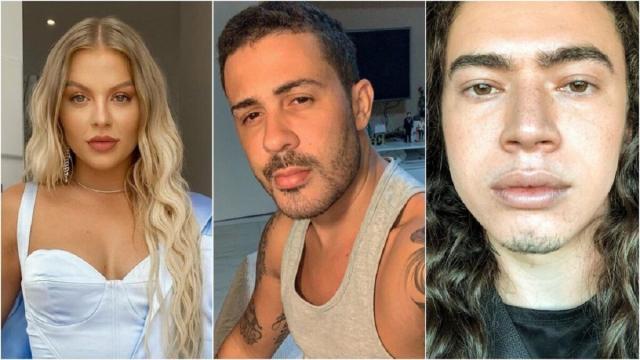 Humorista Carlinhos Maia desabafa sobre desavença com Luísa Sonza e Whindersson Nunes