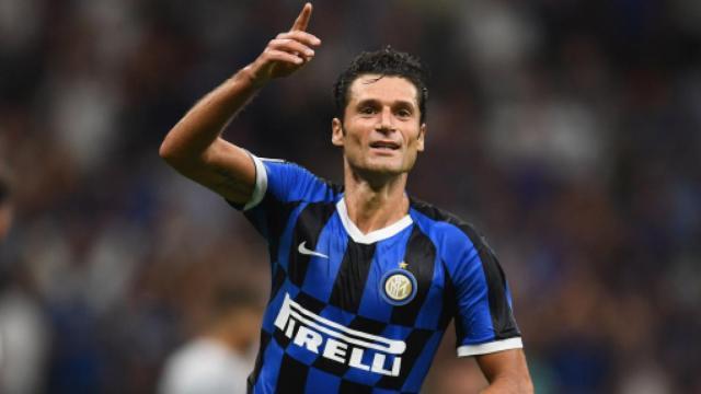 Calciomercato Inter, Candreva potrebbe trasferirsi alla Sampdoria