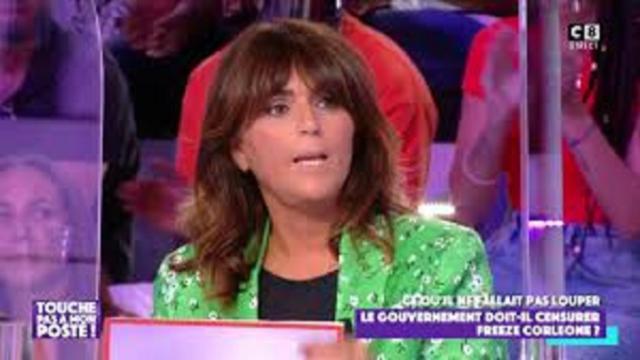 Valérie Bénaïm insulte le rappeur Freeze Corleone par rapport à ses propos racistes