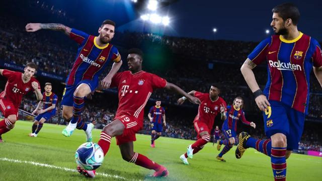 5 melhores jogadores do mundo no game PES 2021