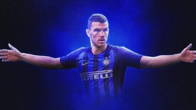 Inter calciomercato: possibile arrivo di Edin Džeko dalla Roma (Rumors)