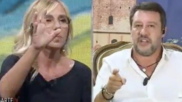 De Gregorio: 'Salvini sposta i soldi a Panama', Travaglio definisce Zaia 'gatta morta'