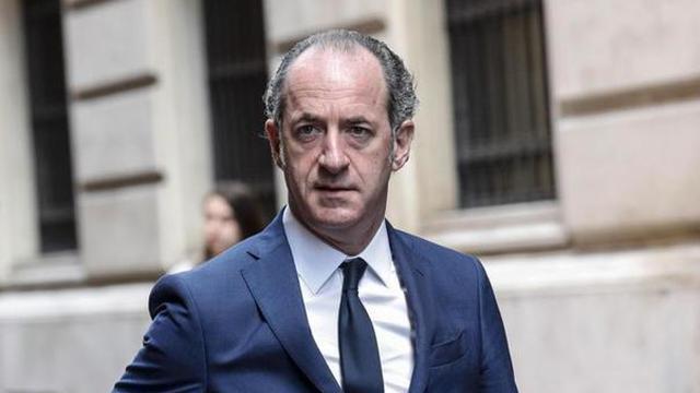 Luca Zaia: rieletto governatore del Veneto e record di voti ricevuti