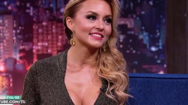 Angelique Boyer revela que não foi aprovada em teste na Televisa