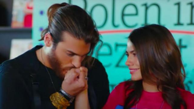 DayDreamer, anticipazioni turche: Can annuncia alla stampa che Sanem è la sua ragazza