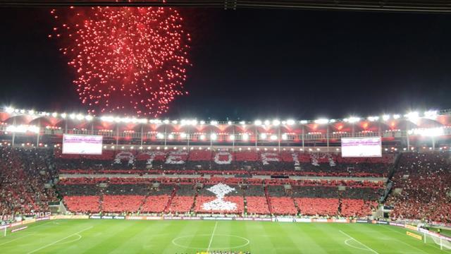 Maracanã deve ter presença de torcida no duelo entre Flamengo x Athlético-PR