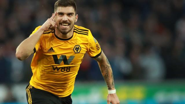 5 jogadores portugueses que jogam no Wolverhampton