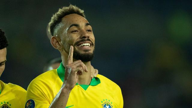 5 curiosidades sobre o atacante Matheus Cunha, convocado para a Seleção Brasileira