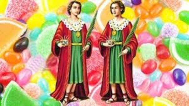 Famosos que comemoram o dia de São Cosme e São Damião
