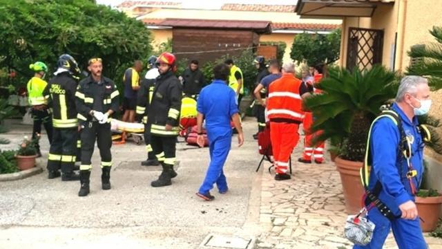 Velletri: morto il ragazzo che si era dato fuoco nel cortile della sua abitazione