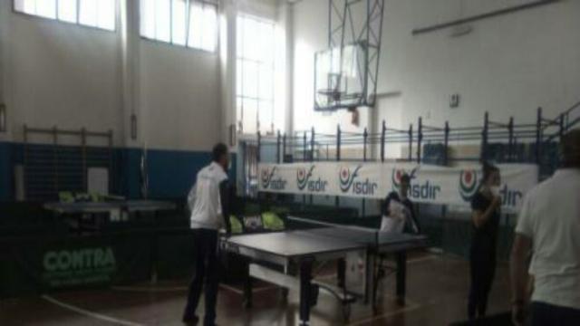Tennistavolo paralimpico: giocato a Palermo il 2°Campionato regionale individuale Fisdir