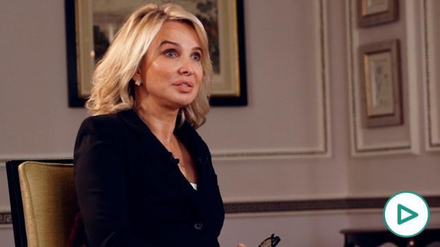 Corinna Larsen afirma que Felipe VI se ha aprovechado de los negocios de su padre