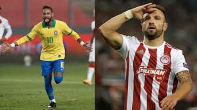 Mathieu Valbuena a critiqué Neymar et Twitter n'a pas aimé