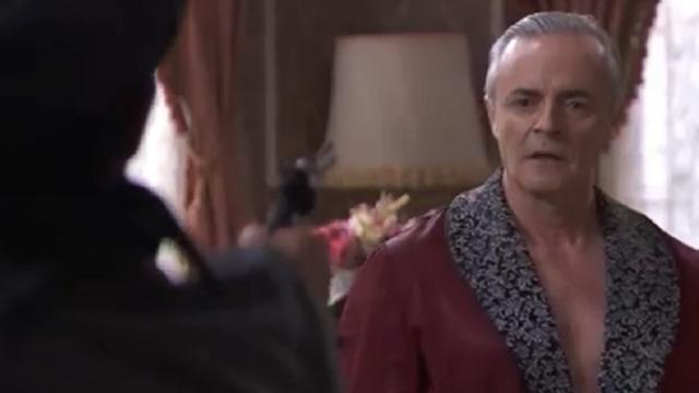Una vita, puntata 17 ottobre: Alfredo muore per mano di un sicario assoldato da Genoveva