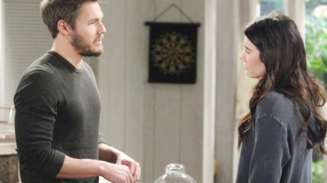 Anticipazioni USA Beautiful: Steffy ama Finn e Liam si mostra preoccupato