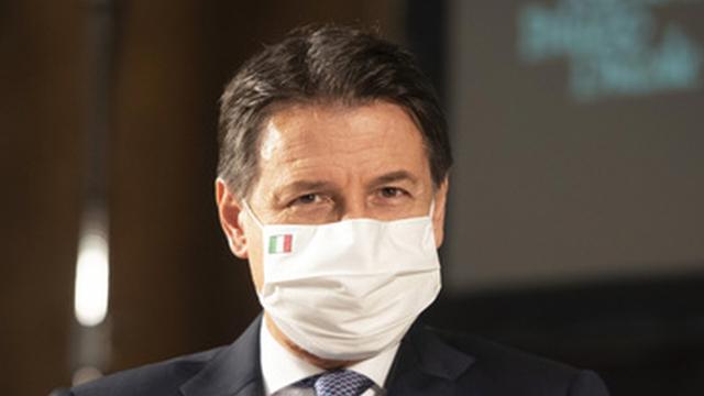 Giuseppe Conte, ha spiegato il nuovo Dpcm nella conferenza del 18 ottobre 2020