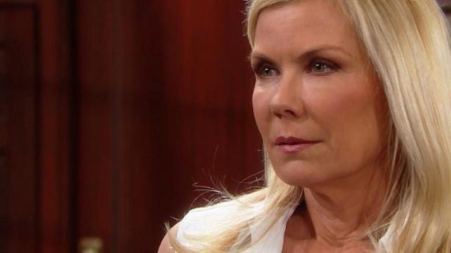 Anticipazioni Beautiful al 31 ottobre: Brooke spinge Thomas dalla scogliera