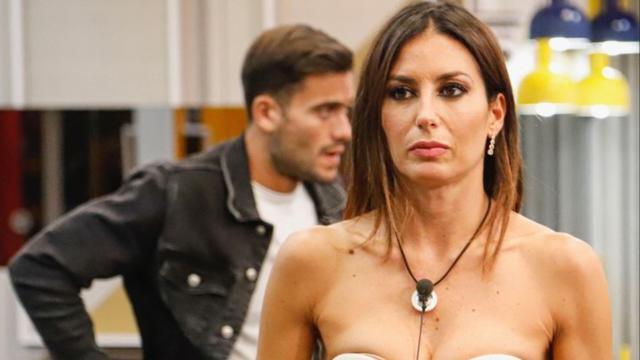 GF Vip: Pierpaolo si relaziona con Elisabetta Gregoraci poi scoppia a piangere