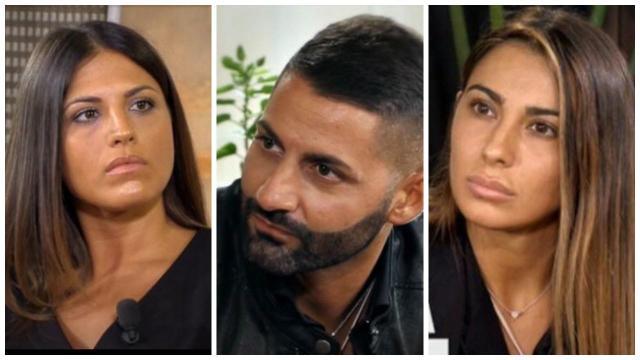 Temptation Island: Alberto, Speranza e Nunzia a confronto da Alessia Marcuzzi