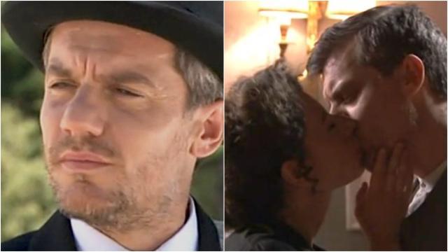 Una Vita, spoiler iberici: Yolanda riceve un bacio appassionato da Mauro