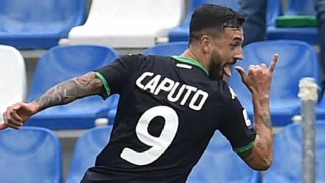 Sassuolo-Torino 3-3, gli emiliani agguantano il pareggio sul finale con Caputo
