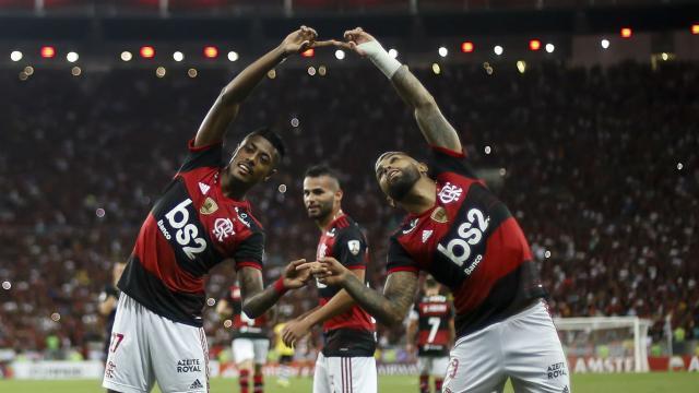 5 grandes jogos das oitavas de final da Libertadores 2020