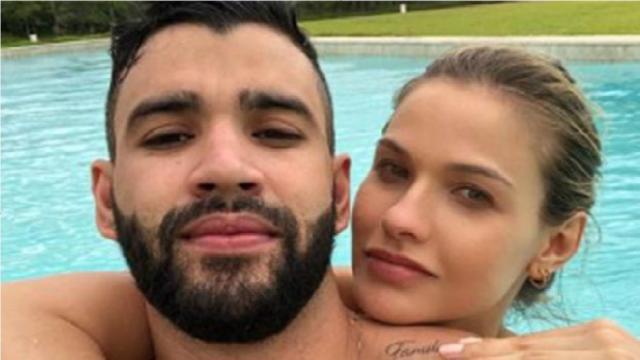 Segundo colunista, Andressa Suita deixou de seguir Gusttavo Lima no Instagram