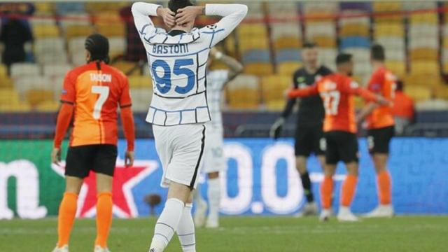 Champions League, pareggi per Inter e Atalanta