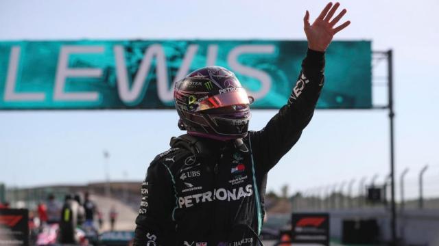 Lewis Hamilton a quota 92 Gp vinti: nessuno come lui nella storia della F1