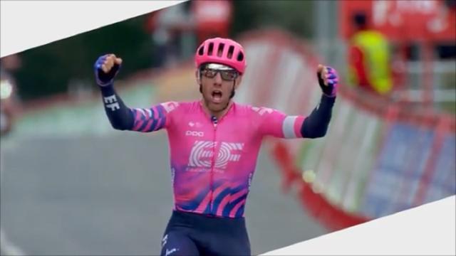 Vuelta España: Michael Woods vince la settima tappa, Carapaz si conferma leader
