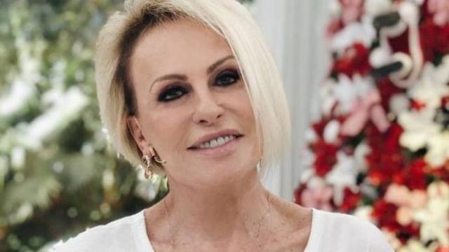 Ana Maria Braga revela ter passado por cirurgia na mão